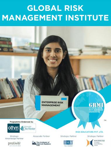 POST GRADUATE DIPLOMA IN RISK MANAGEMENT (PGDRM)